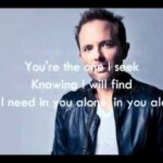 Chris Tomlin – I Will Follow
